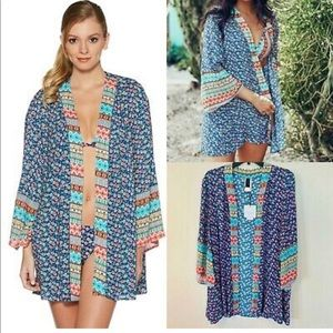 Laundry By Shelli Segal Tops - Laundry by Shelli Segal kimono style top
